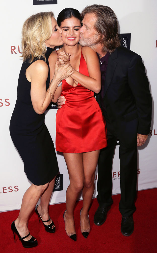 Felicity Huffman, Selena Gomez, William H. Macy