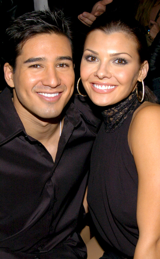 Mario Lopez Admits He Wasn T In Love With Ex Ali Landry
