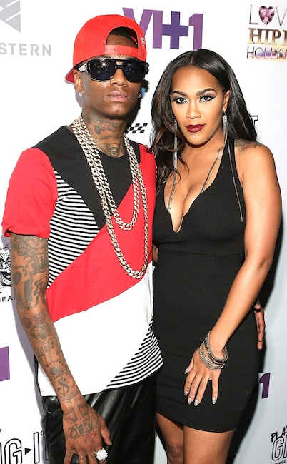 Soulja Boy, Nia Riley