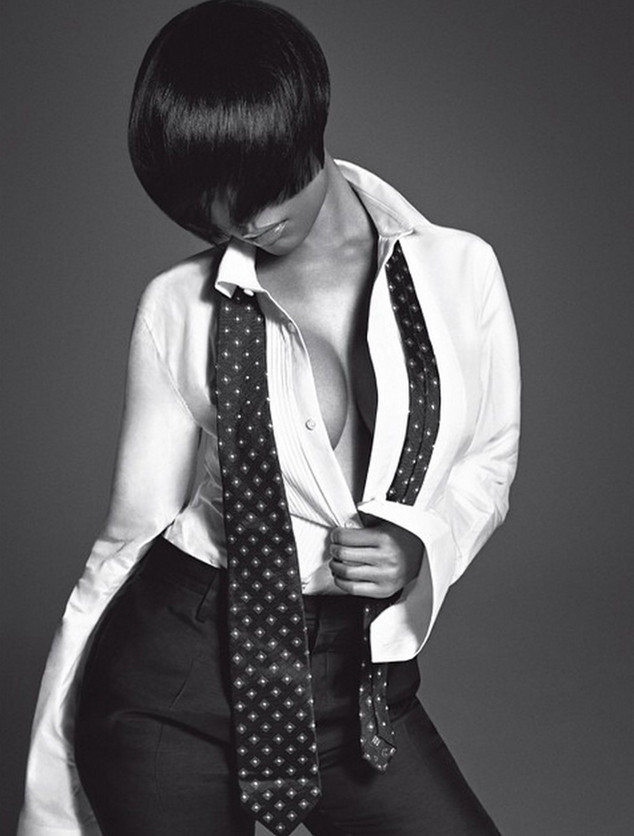 Nicki Minaj, L'Uomo Vogue