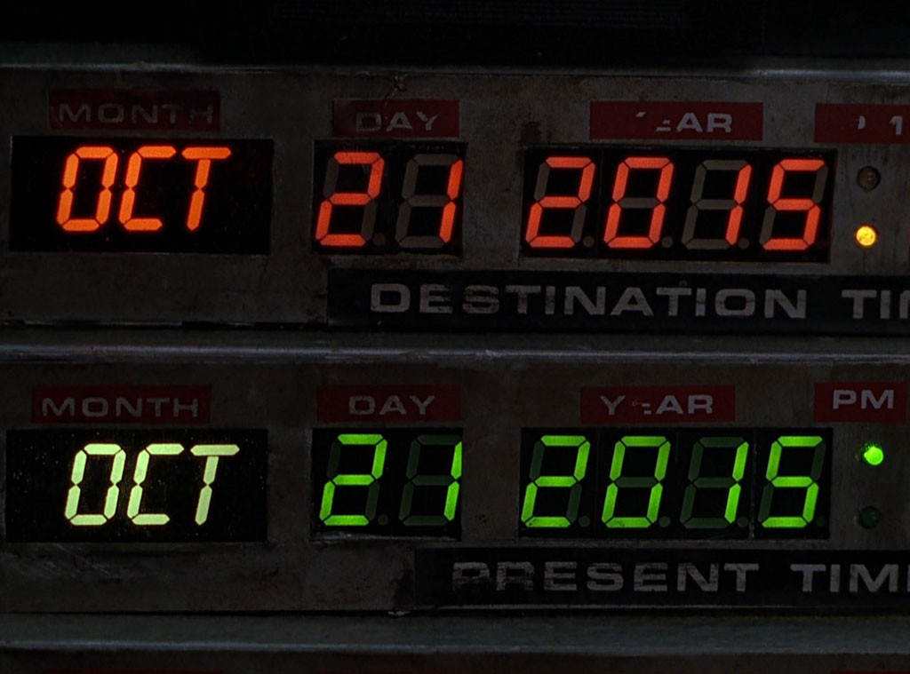 Back to the Future II