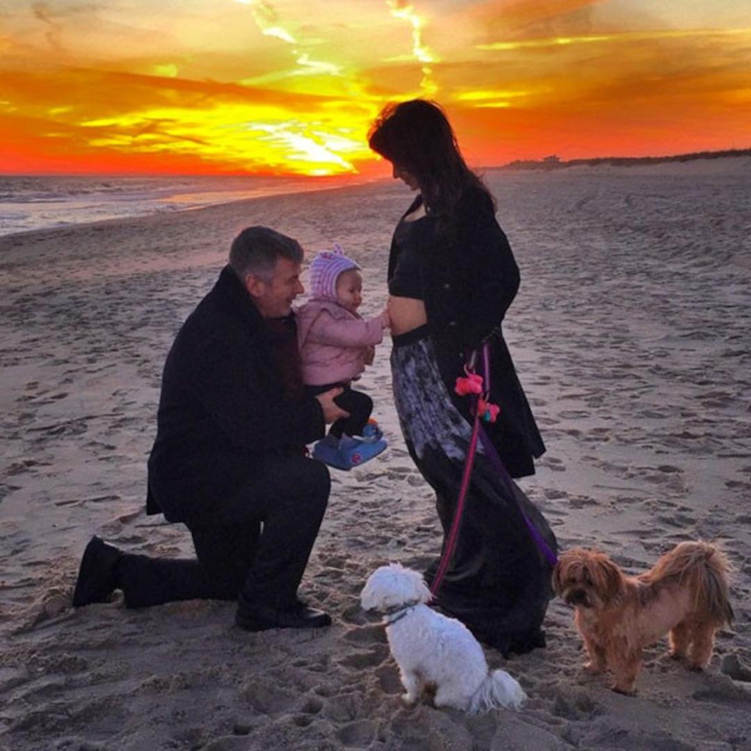 Alec Baldwin's Wife Hilaria Baldwin Is Pregnant Again! - E ...