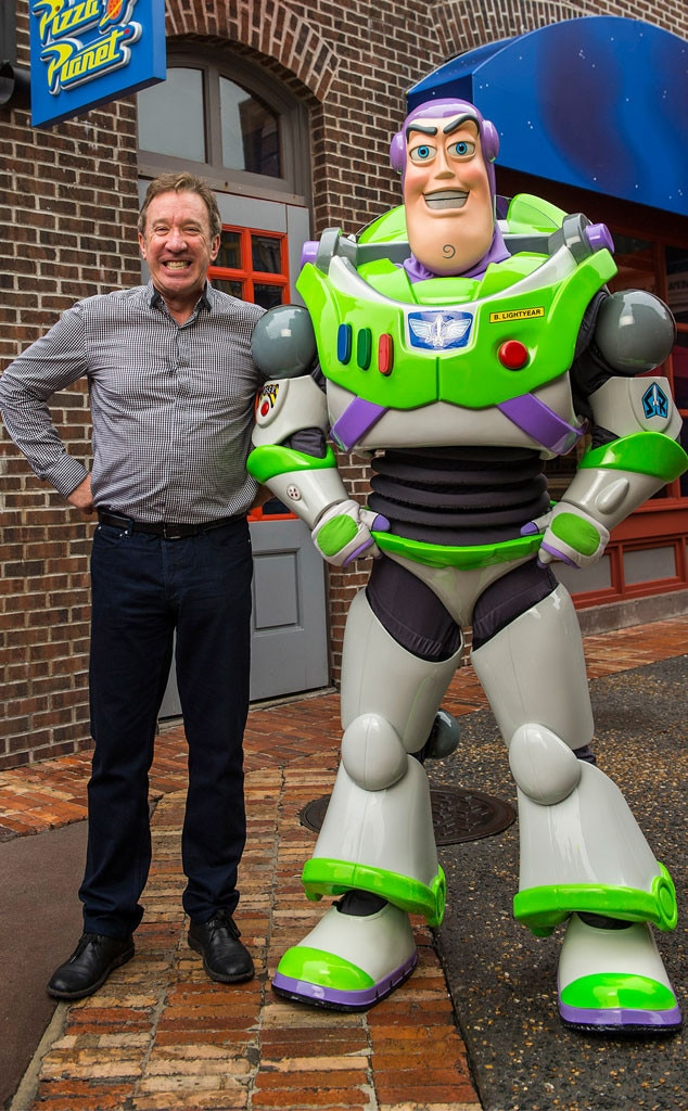 Tim Allen, Buzz Lightyear