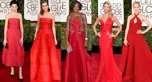 Scarlet Gowns, Golden Globes