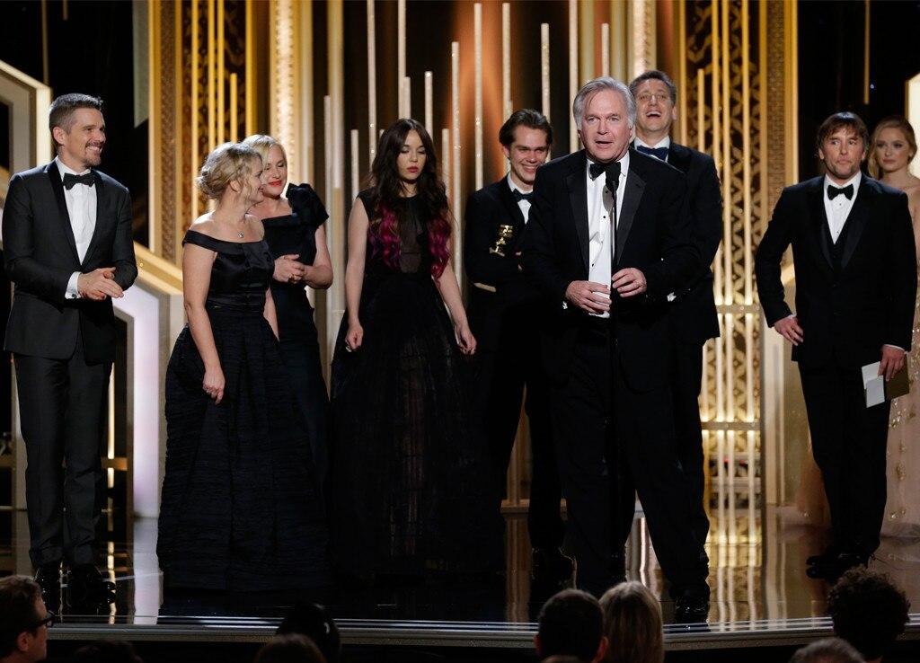 Golden Globes, Boyhood Cast