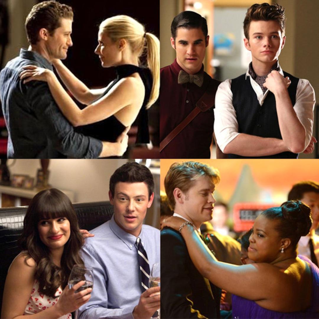 Ultimate Glee Couple Tournament: Vote in Round 3! - E! Online