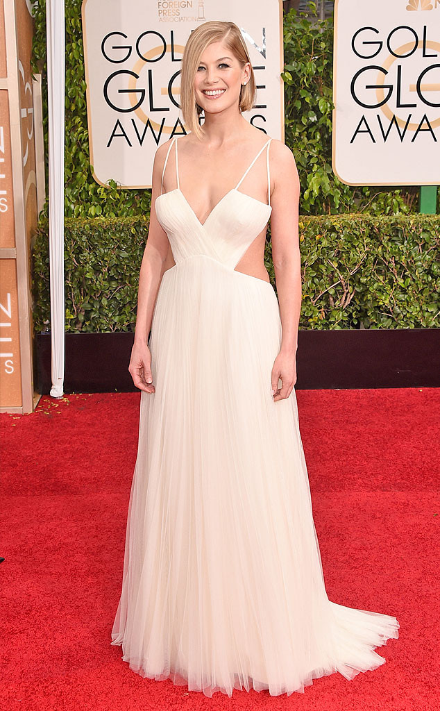 Rosamund Pike, Golden Globes
