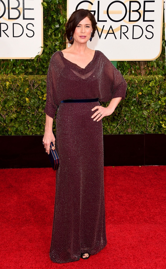 Maura Tierney -  The  ER  fave had to abandon her role in  Parenthood  to fight breast cancer in 2009—but her treatment was a success and she was back on the red carpet in no time.