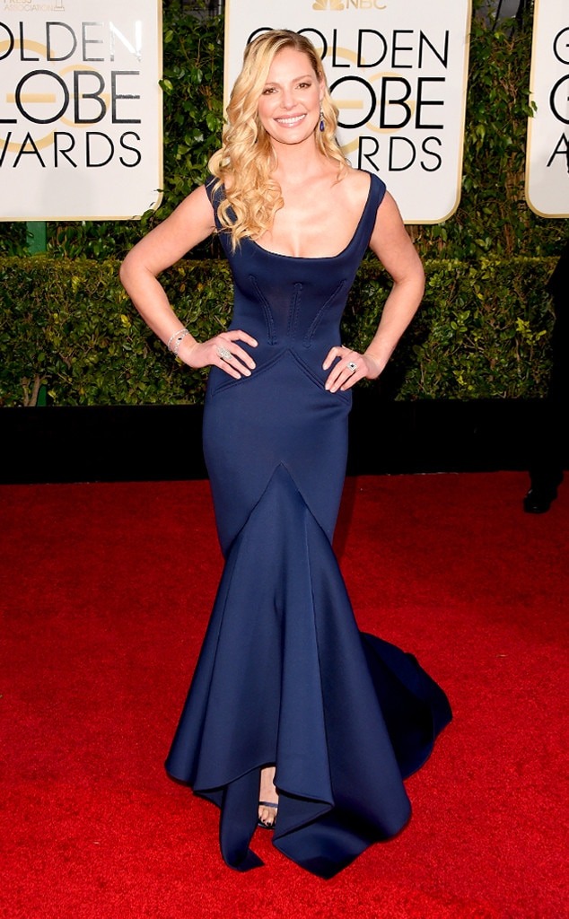 Katherine Heigl, Golden Globes