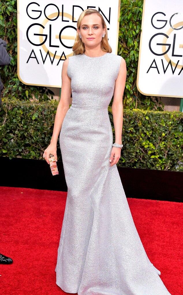 Diane Kruger, Golden Globes