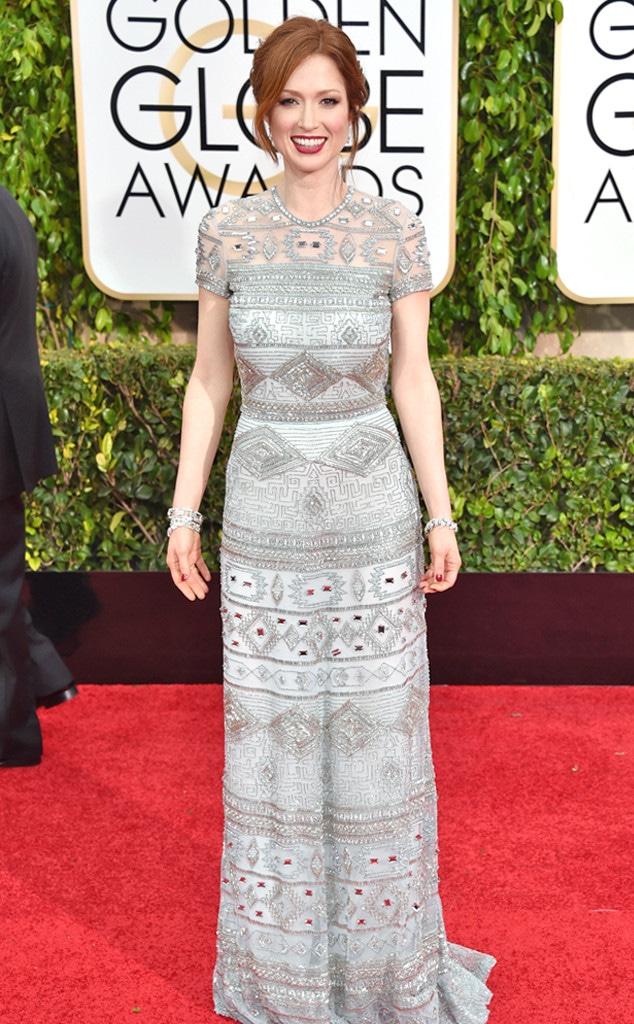Ellie Kemper, Golden Globes