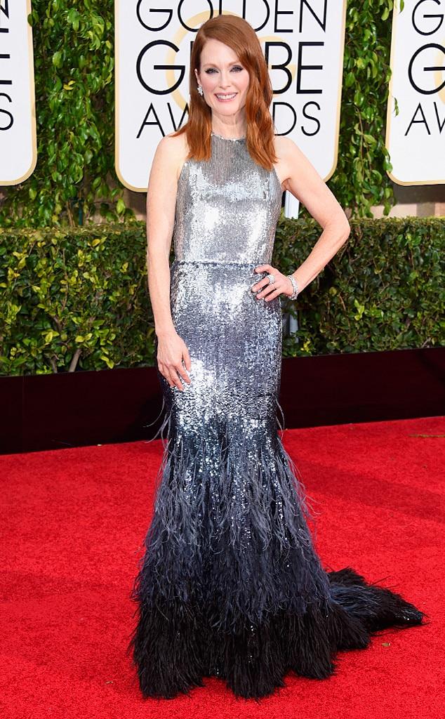 Julianne Moore, Golden Globes, 2015