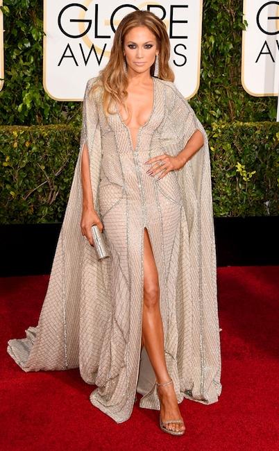 Jennifer Lopez, Golden Globes