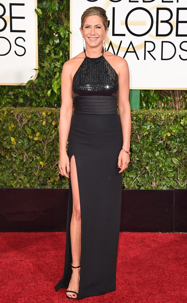 Jennifer Aniston, Golden Globes