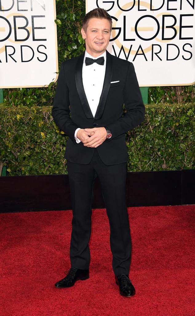 Jeremy Renner, Golden Globes