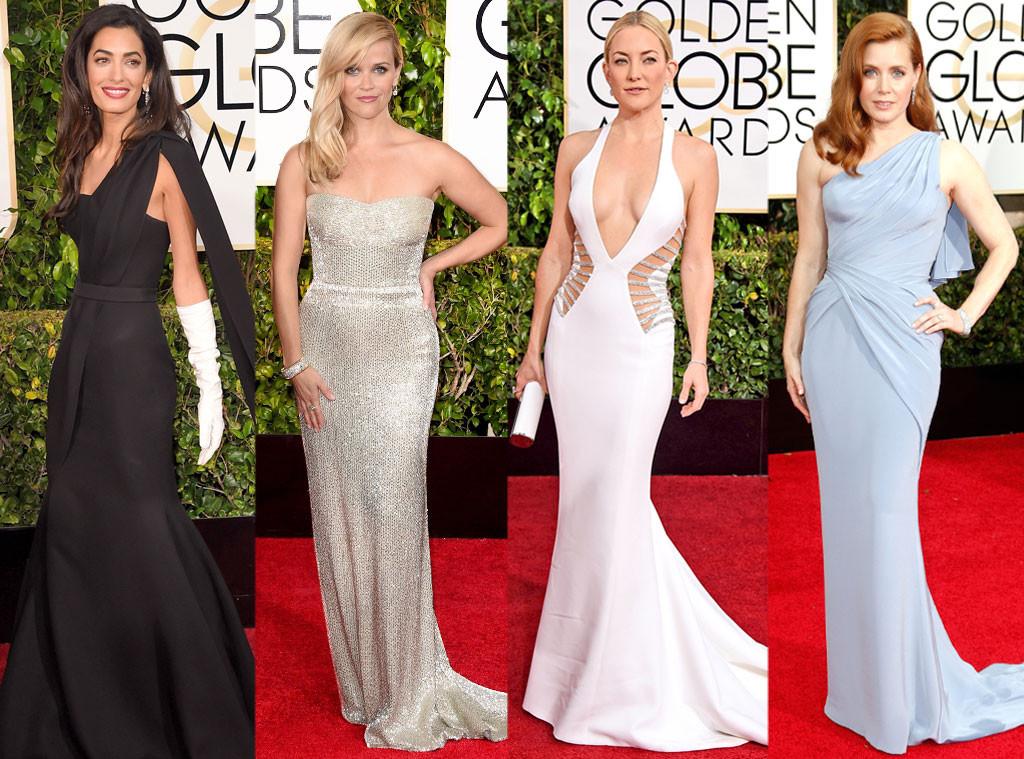 Golden Globes, Red Carpet