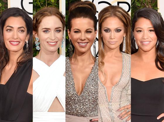 Golden Globes, Celeb Bling