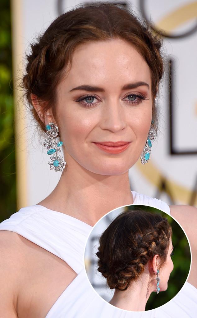 Emily Blunt, Golden Globes