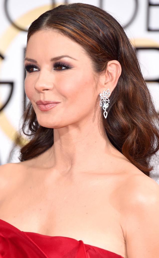 Catherine Zeta-Jones, Golden Globes