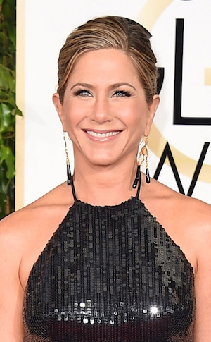 Golden Globes, Celeb Bling, Jennifer Aniston