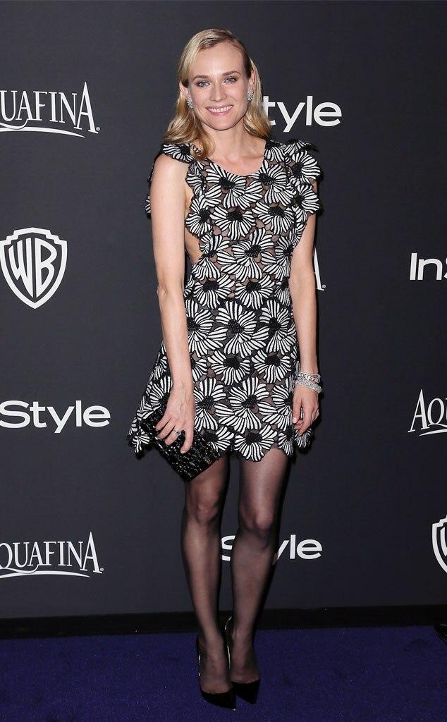 Golden Globes, Fashion Police, Diane Kruger
