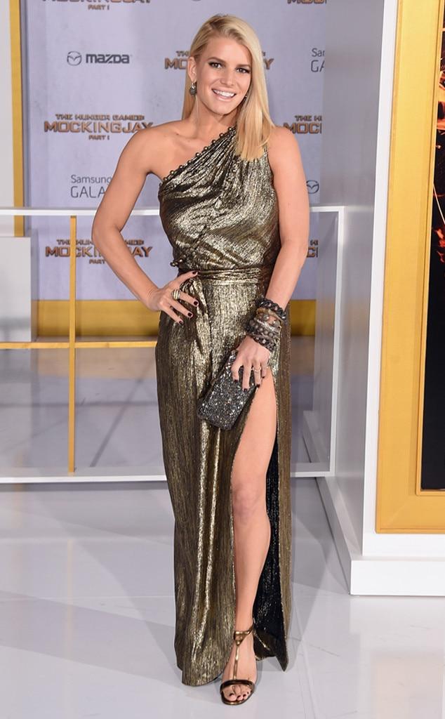 Jessica Simpson From Hot Celebrity Moms  E News-4854