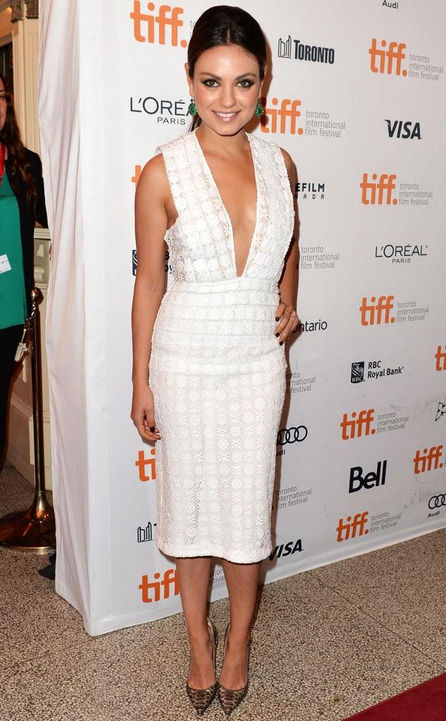 Mila Kunis From Hot Celebrity Moms  E News-6581