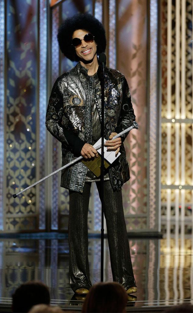 Prince, Golden Globes