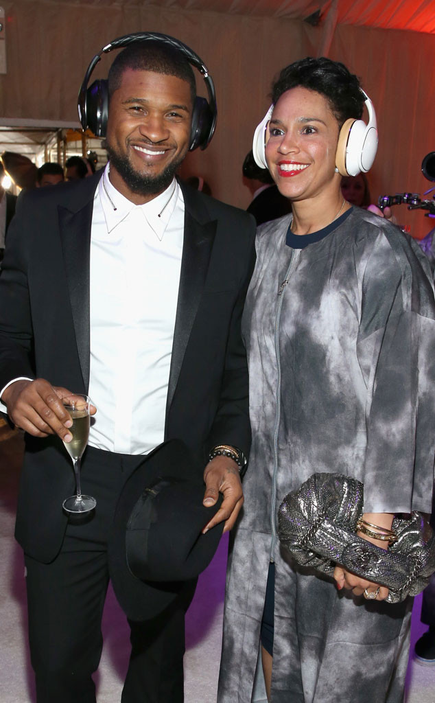 Usher Is Engaged to Girlfriend Grace Miguel—Check Out Her