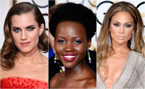 As tendências de beleza do Globo de Ouro 2015