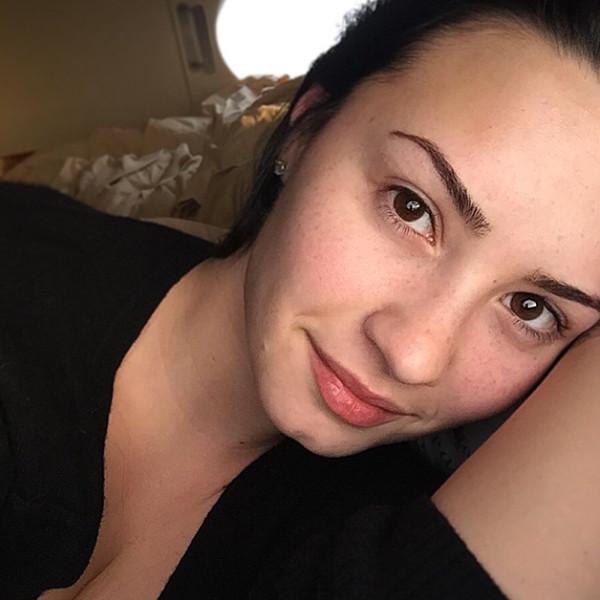 Demi Lovato, Makeup