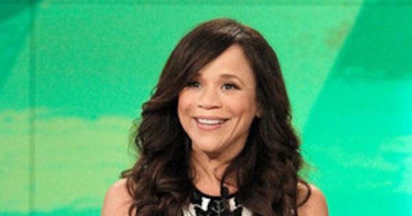 Rosie Perez Did Not Quit The View Early Over Kelly