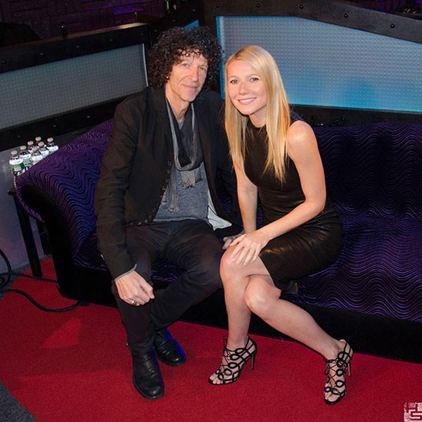 Gwyneth Paltrow, Howard Stern