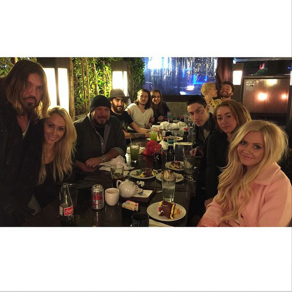 Noah Cyrus, Birthday, Instagram