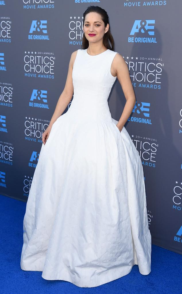 Marion Cotillard, Critics' Choice Awards