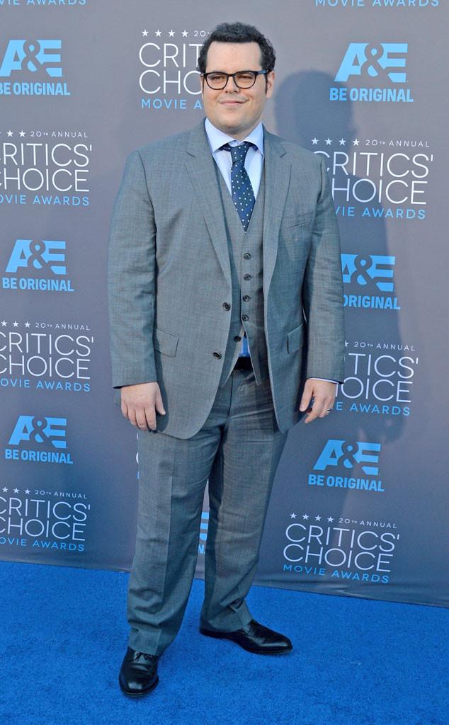 Josh Gad, Critics' Choice Awards