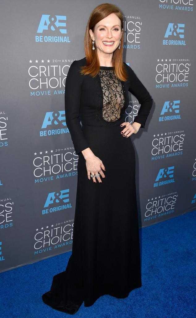 Julianne Moore, Critics' Choice Awards