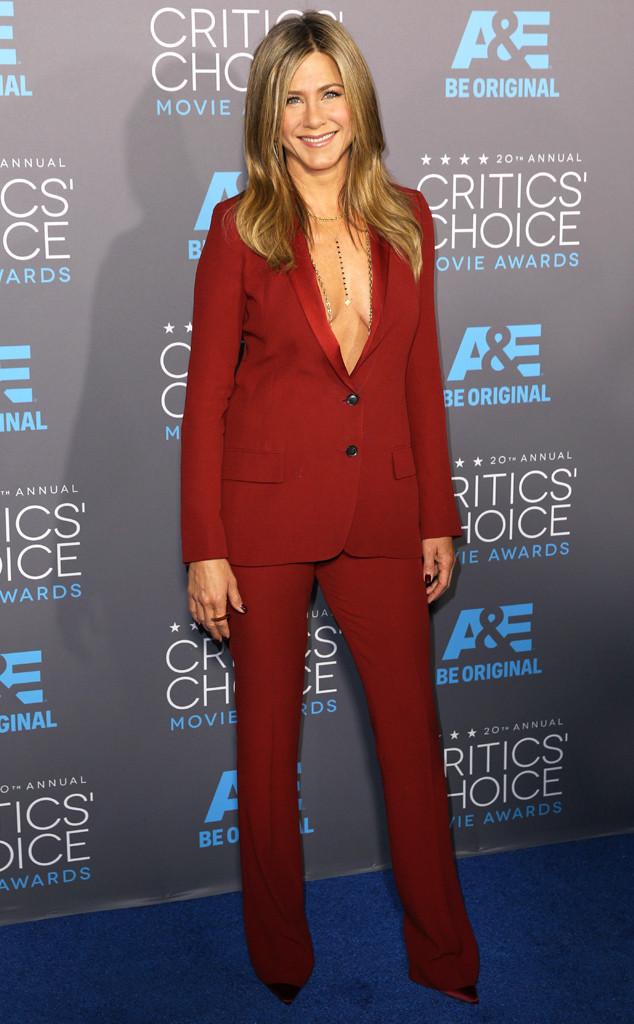 Jennifer Aniston, Critics' Choice Awards