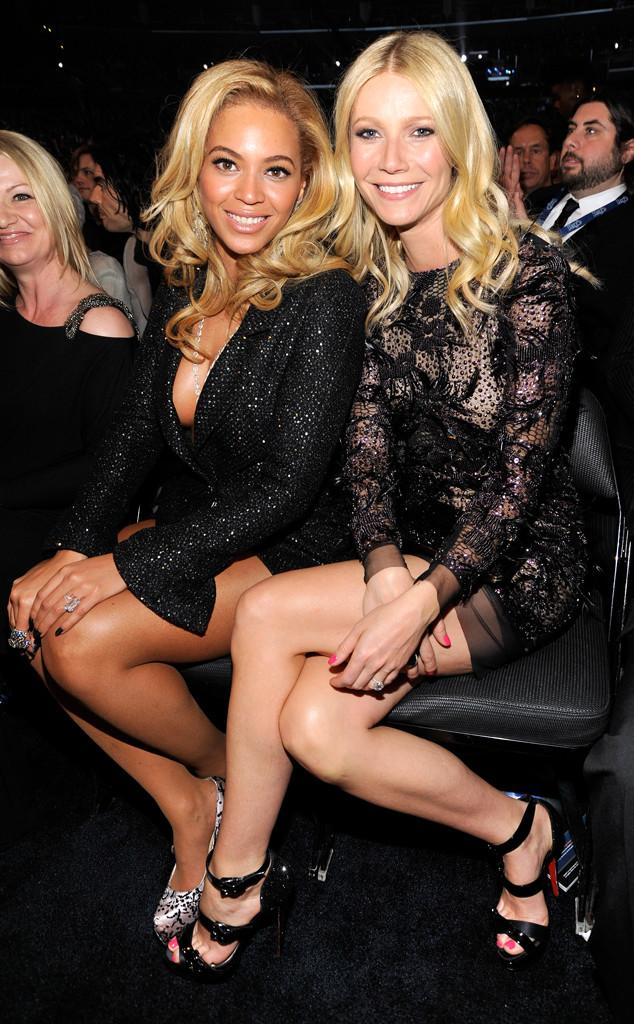 Beyonce, Gwyneth Paltrow