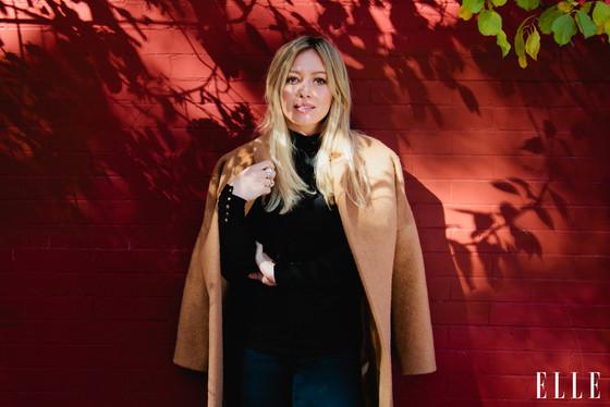 Hilary Duff, Elle