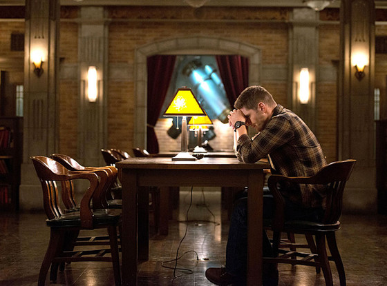 WWK, Supernatural, The Things We Left Behind