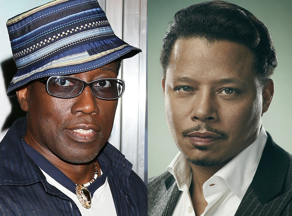 Terrence Howard, Wesley Snipes