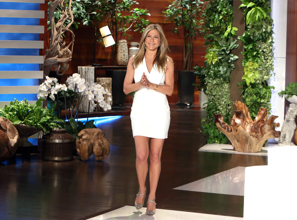 Jennifer Aniston diz que é a desprezada número 1 do Oscar