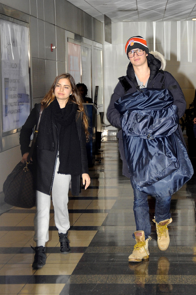 Ansel Elgort and His High School Sweetheart Reconcile Almost Four ...