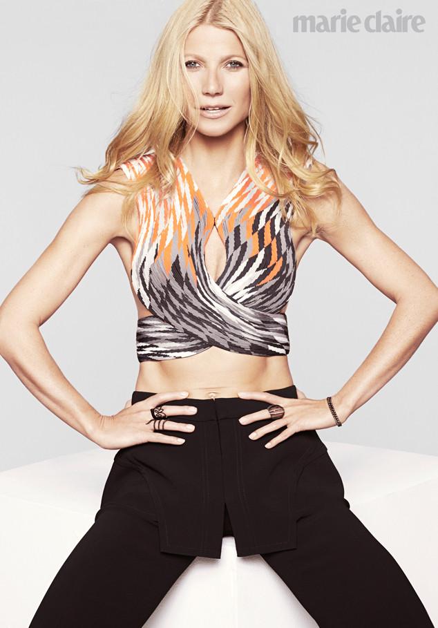 Gwyneth Paltrow, Marie Claire