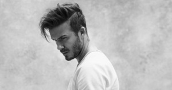 David Beckham Strips Down To His Briefs Again For Hmtake A Look