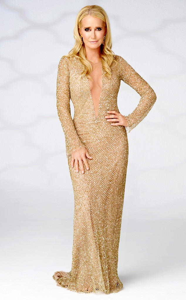 THE REAL HOUSEWIVES OF BEVERLY HILLS Cast, RHOBH, Kim Richards