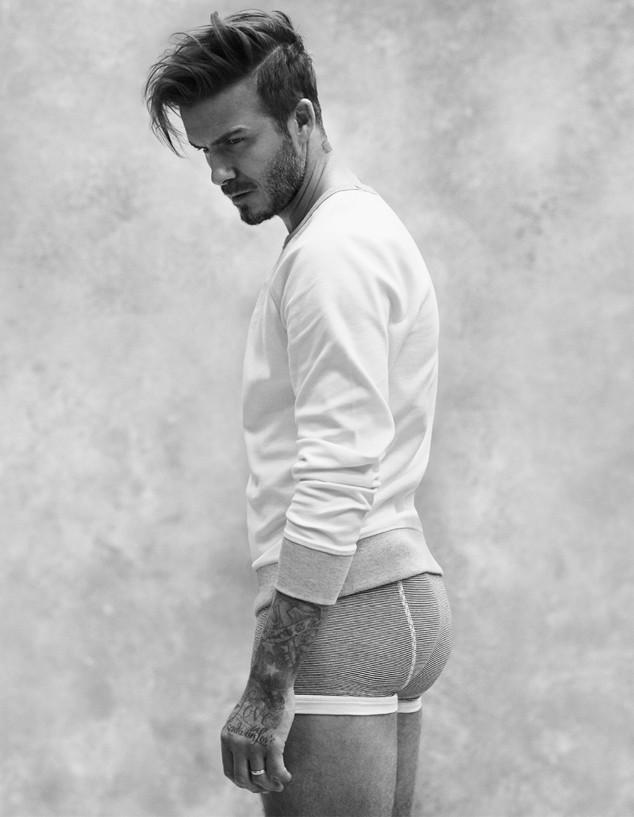 Nude David Becham Underwear Naked Pictures