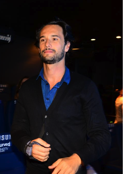 Rodrigo Santoro aparece no trailer do filme The 33 com Antonio Banderas