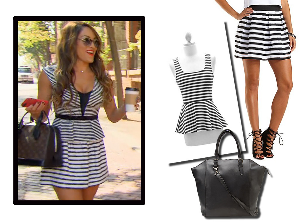 The bella twins 39 brunch outfits and wwe diva paige 39 s backstage rocker style get the hot total - Fashion diva tv ...
